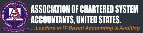 ASSOCIATION OF CHARTERED SYSTEM ACCOUNTANTS, UNITED STATES